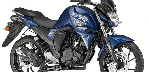 2018 Yamaha FZ FI 150cc gets Rear Disc Brake; Priced at Rs 86,042