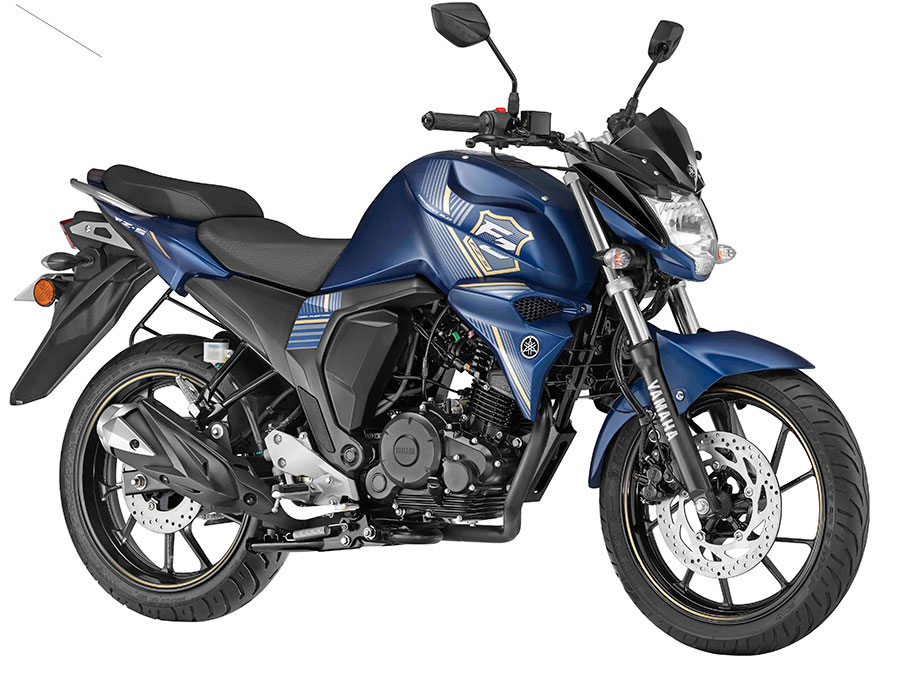 2018 Yamaha FZS-FI 150 Launched
