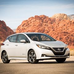 Nissan's Electric Car LEAF crosses 300,000th Mark Globally