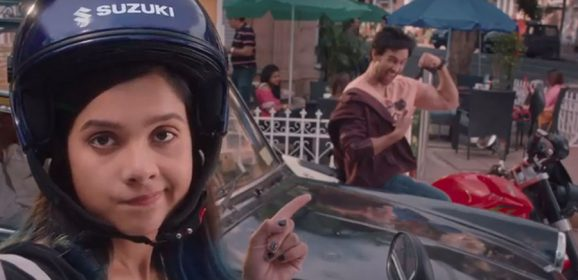 "Suzuki's ""Caught Without Helmet"" Ad Goes Viral"
