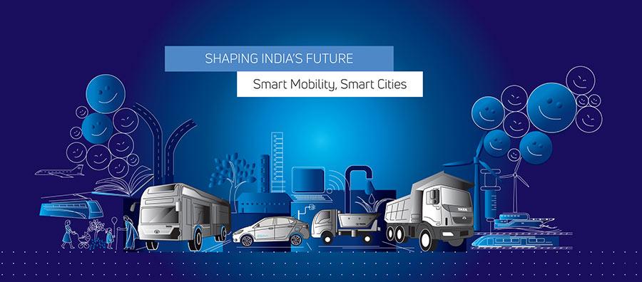 Tata Motors Smart Mobility Auto Expo 2018