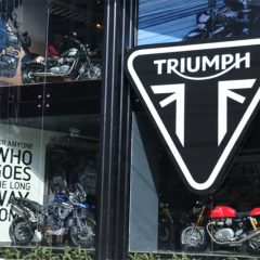 Triumph Motorcycles India Opens Its Largest Dealership in Gurugram
