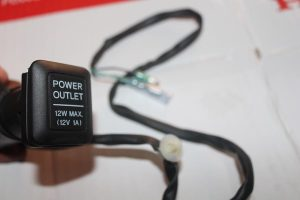 Honda Dio Mobile Charging Socket Kit