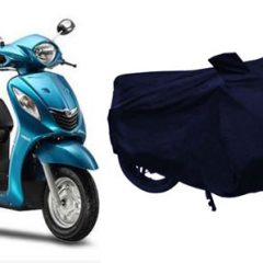 Must have Accessories for Yamaha Fascino