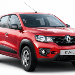 2019 Renault Kwid Spied, Gets New Features