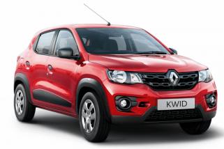 2019 Renault Kwid Spied, Gets New Features