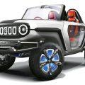 2018 Maruti Suzuki E- Survivor Concept Auto Expo 2018