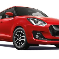 2018 New Maruti Swift Launched at Rs 4.99 Lakhs