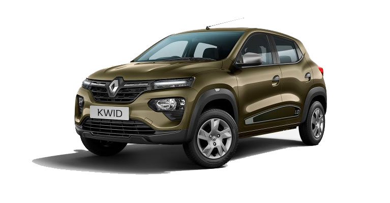 2019 Renault KWID Bronze Color - Out Back Bronze