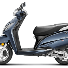 Honda Activa 125 Accessories (Mobile Charger, Floor Mat, Body Cover etc..)