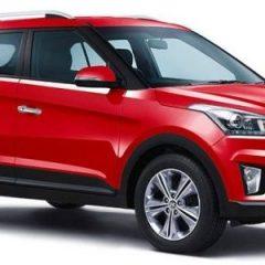 2018 Hyundai Creta Colors: Red, White, Black, Blue, Silver, Brown, Star Dust