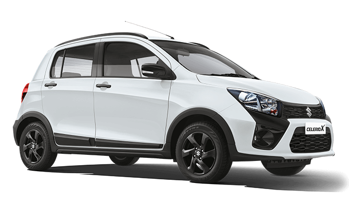 2018 Maruti Celerio X White Color (Arctic White)