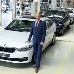 First-ever BMW 6 Series rolls-out of Chennai Plant