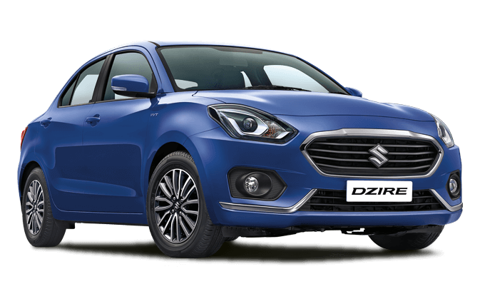 Maruti Dzire 2018 Blue Color (Prime Oxford Blue)