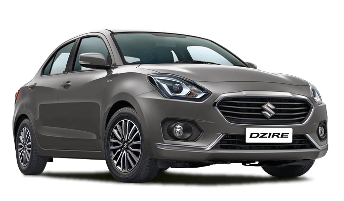 Maruti Dzire 2018 Grey Color (Magma Grey)