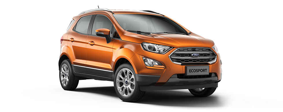 2018 Ford EcoSport Canyon Ridge Color