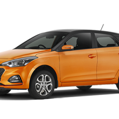 2018 New Hyundai Elite i20 Colors : Red, Blue, Orange, White, Silver, Star Dust