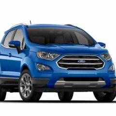 Ford India Sales Reached 23,965 Vehicles in February 2018