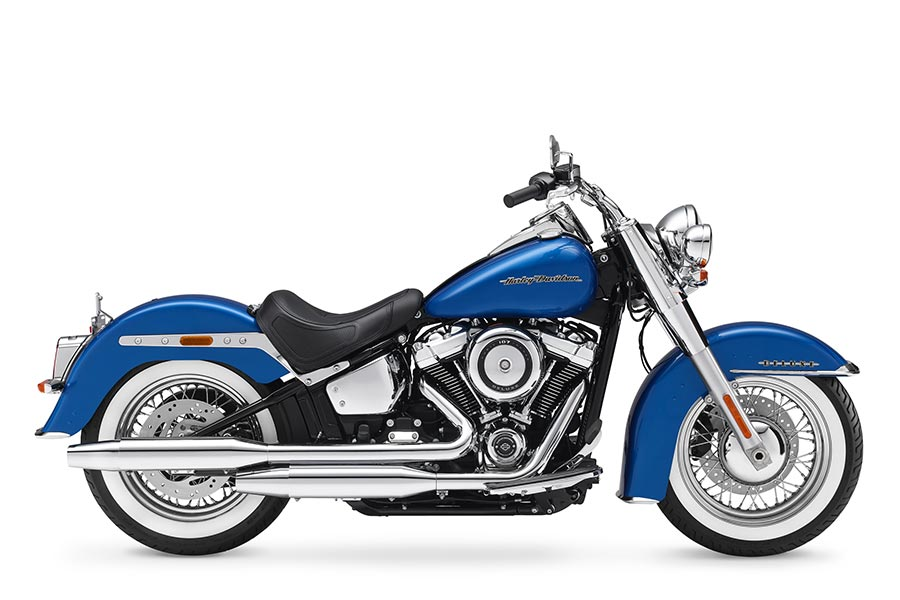 Harley Davidson Unveils 2 New Softail Motorcycles In India