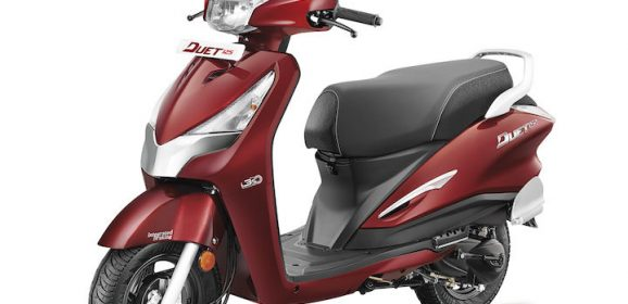 Hero Destini 125 – New Name for Upcoming 125cc Scooter from Hero