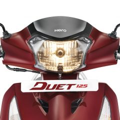 Hero Duet 125 Scooter Unveiled at Auto Expo 2018