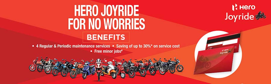 Hero Joyride Program