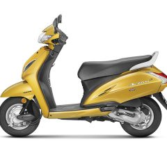 Honda Activa 5G New Scooter Edition Unveiled at Auto Expo 2018