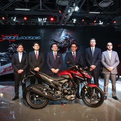 Honda X-Blade and 11 New Models Launched at Auto Expo 2018