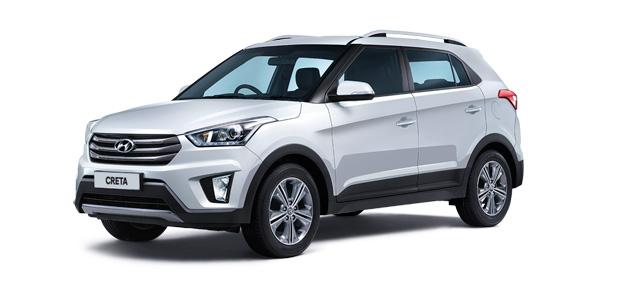 2018 Hyundai Creta Silver Color (Sleek Silver)