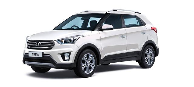 2018 Hyundai Creta White Color (Polar White)