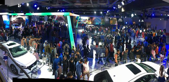 Hyundai Pavilion Witnesses Over 6 Lakh Visitors at Auto Expo 2018