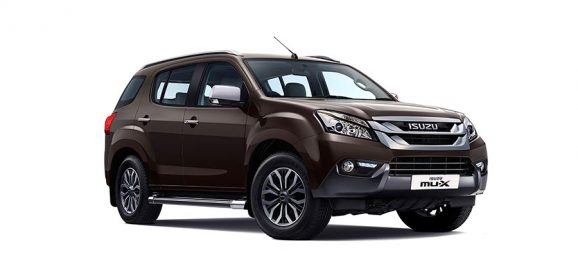ISUZU launches the '5ecure' offer for mu-X in India