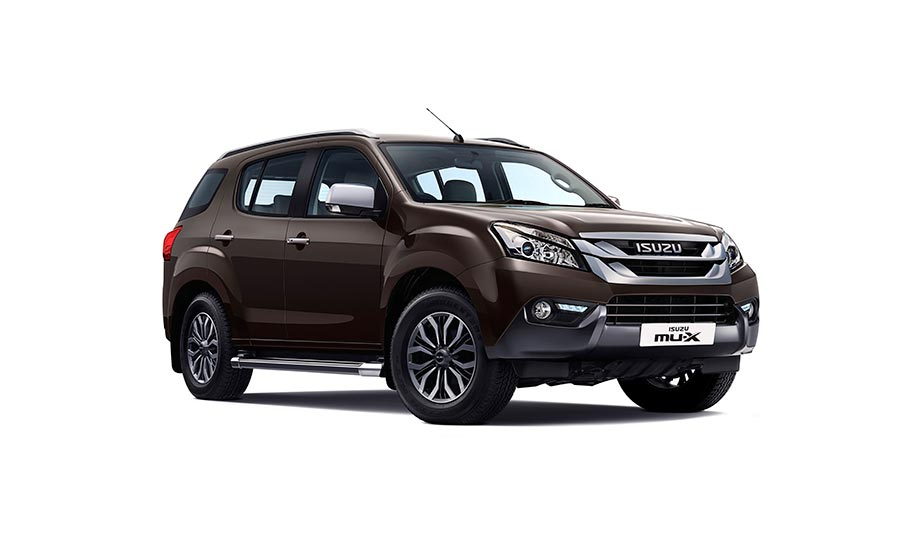 ISuzu mu X 5ecure offer