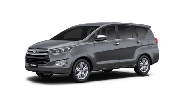 2018 Innova Grey Color
