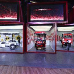 Lohia Auto wins Best Pavilion Contest in EV at Auto Expo 2018