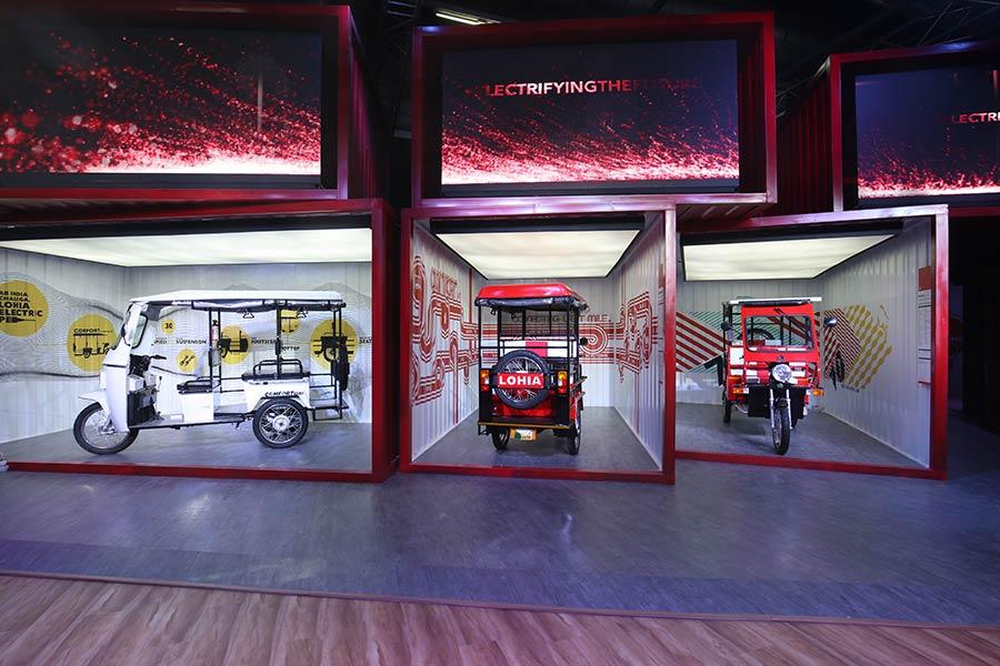 Best Pavillion EV Segment Auto Expo 2018