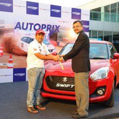 Maruti Suzuki Autoprix (Season 1) celebrates its First Champion