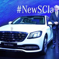 Mercedes-Benz Launches BS6 Powered New S-Class in India