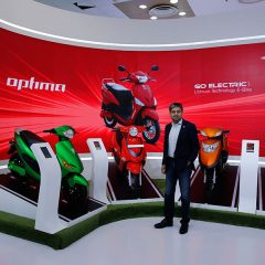 Hero Electric Unveils Eight New Electric Bikes at Auto Expo 2018