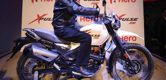 Hero Shows Premium Motorcycles and Scooters at Auto Expo 2018