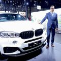 New BMW X6 XDrive