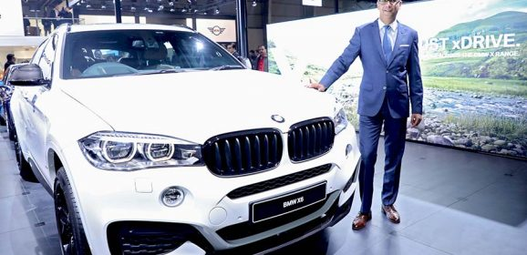 The new BMW X6 xDrive35i M Sport launched in India