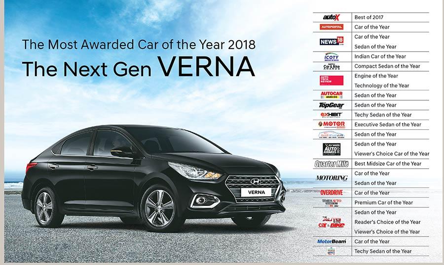 Next Gen Hyundai Verna 2018