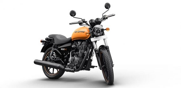Royal Enfield Thunderbird X Launched; Bookings Open