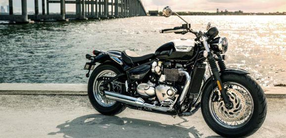 Triumph Bonneville Speedmaster Classic Cruiser Launched at Rs 11.11 Lakhs