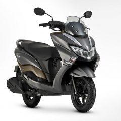 Suzuki Burgman Street Launch in April 2018 – 125cc Maxi Scooter