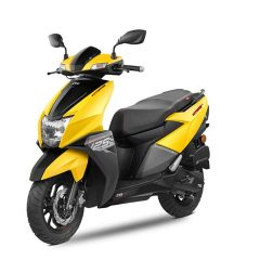 TVS NTORQ 125 Launched – The Next Generation Smart Scooter