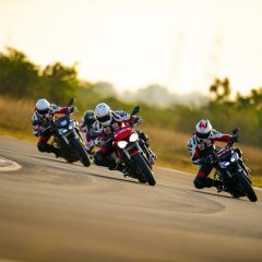 Triumph Motorcycles partners with California Superbike School once again