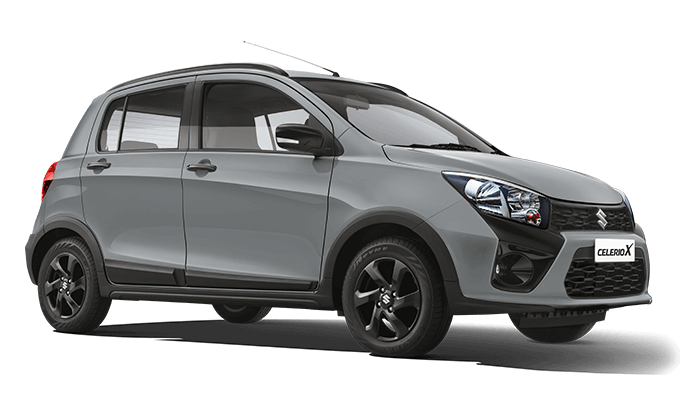 2018 Maruti Celerio X Grey Color (Glistening Grey)