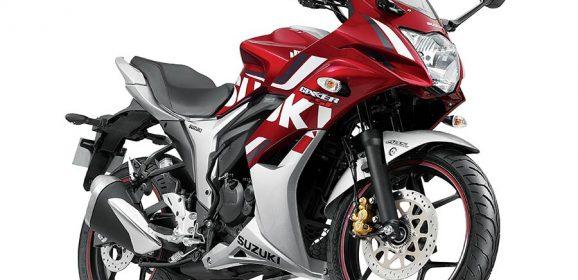 2018 Suzuki Gixxer and Gixxer SF Series launched in India